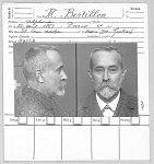 Les grandes périodes de la police parisienne : la création du service de l'identité judiciaire et les grandes affaires criminelles