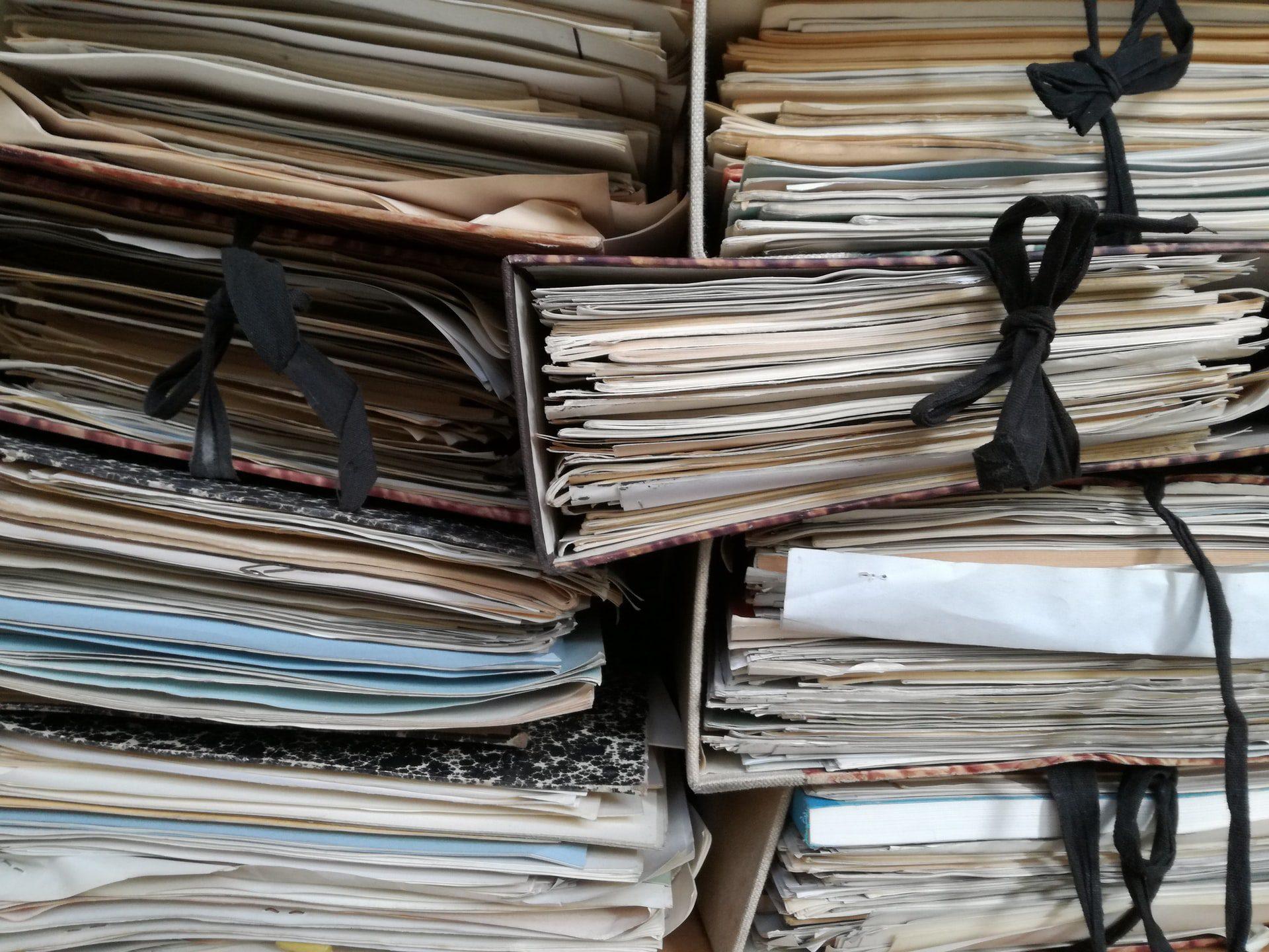 sources archives