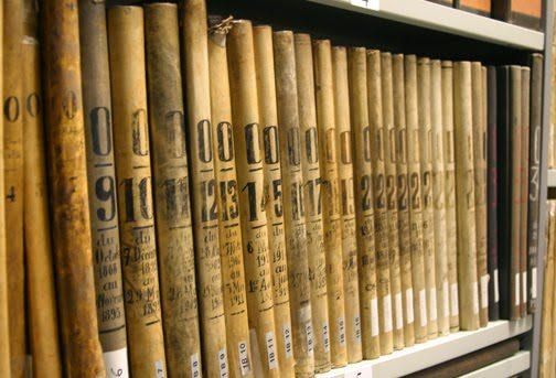 GeneaTheme : en février, j'aborde les archives