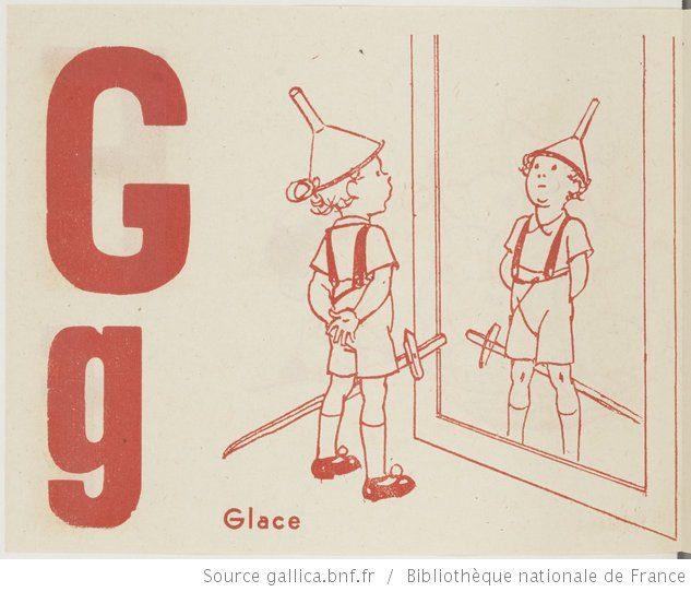 #ChallengeAZ : G comme Gallica