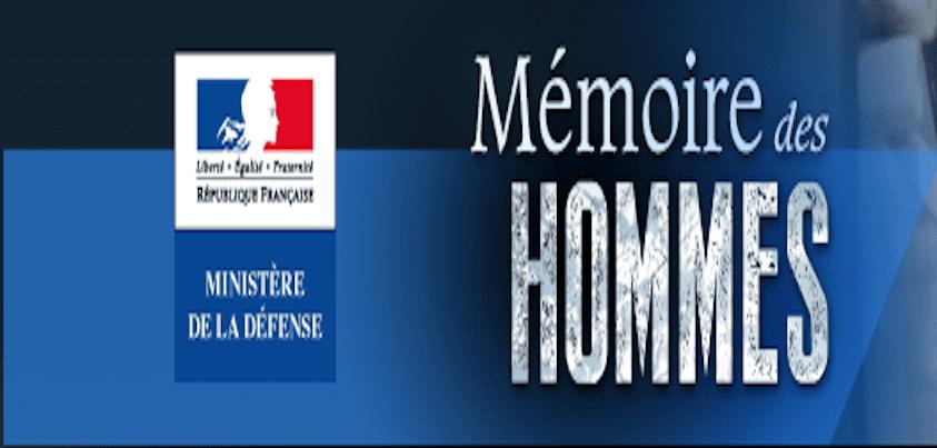 Indexation Mémoire des Hommes : mes astuces