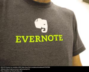 Evernote et généalogie : une relation qui évolue