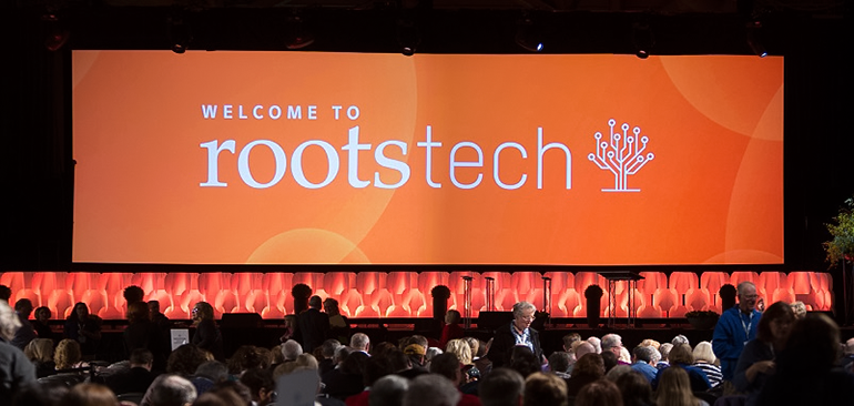 En route pour RootsTech 2016