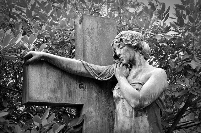 inhumation, décès, généalogie