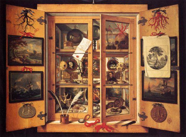 généathèmes, cabinet de curiosités, généalogie