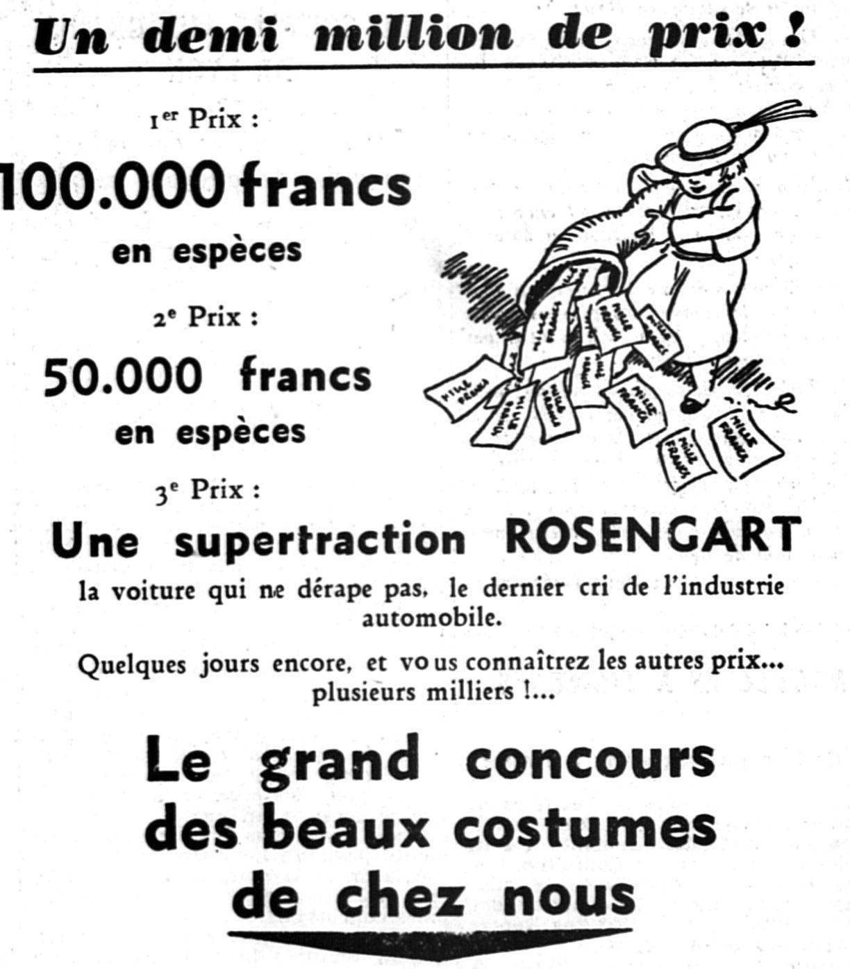 Saisdubreil dans la presse, Costume régional, Bretagne